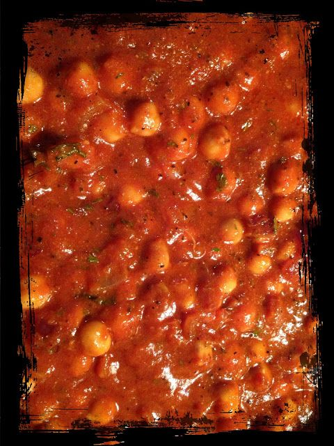 ... Blog: Food you're Kraving by Karen Ahmed: Chana Masala: Chickpea curry