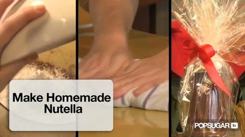 Easy Homemade Nutella Recipe! Need to try this!