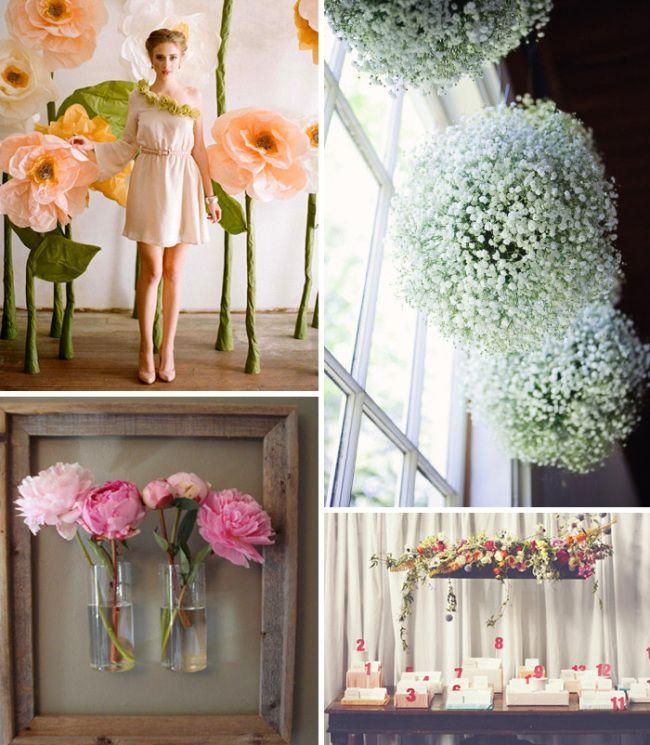 Divers fleurs