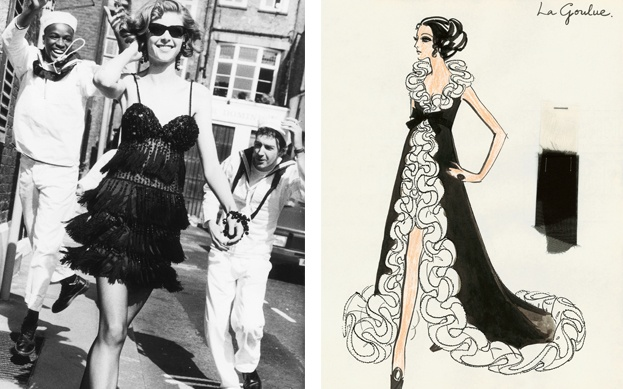 Watch The Glamour of Bellville Sassoon Exhibition video