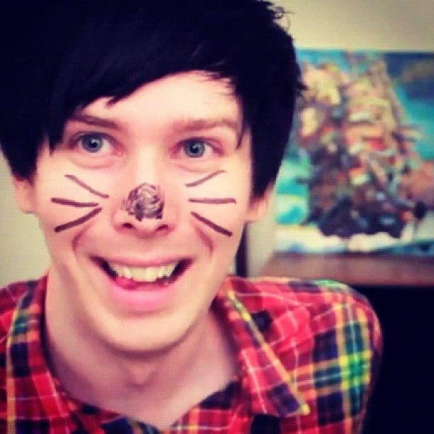 Phil Lester - he did a...