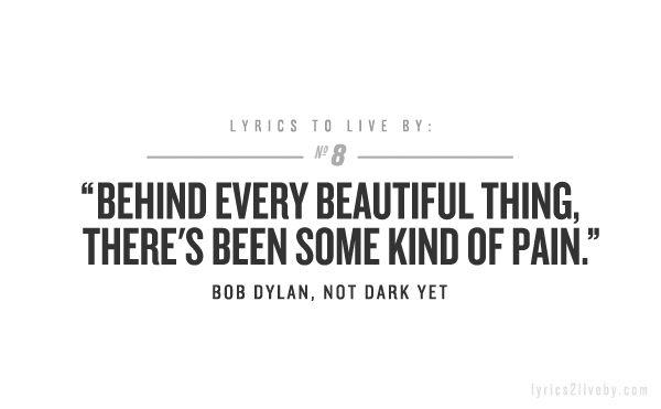 Ahhhh Dylan....