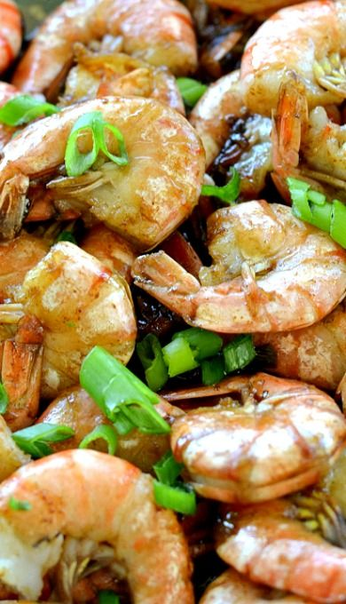 New Orleans-Style Barbecued Shrimp Recipe — Dishmaps