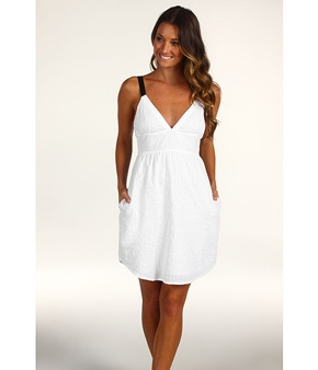 Great list of fun summery white dresses from Glamour. Hint! They're all under 100 bucks!