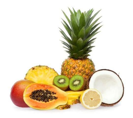 ... cup frozen mango 1 sliced whole peach or papaya 1 cup passion fruit