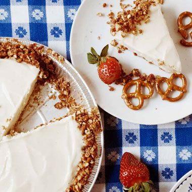 Pretzel Ice Cream Pie for the Epicurious Game Day Giveaway, visit our ...