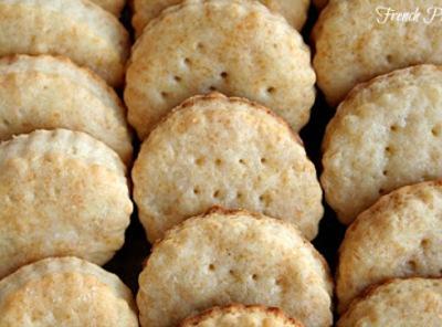 Homemade Ritz Crackers | Recipe
