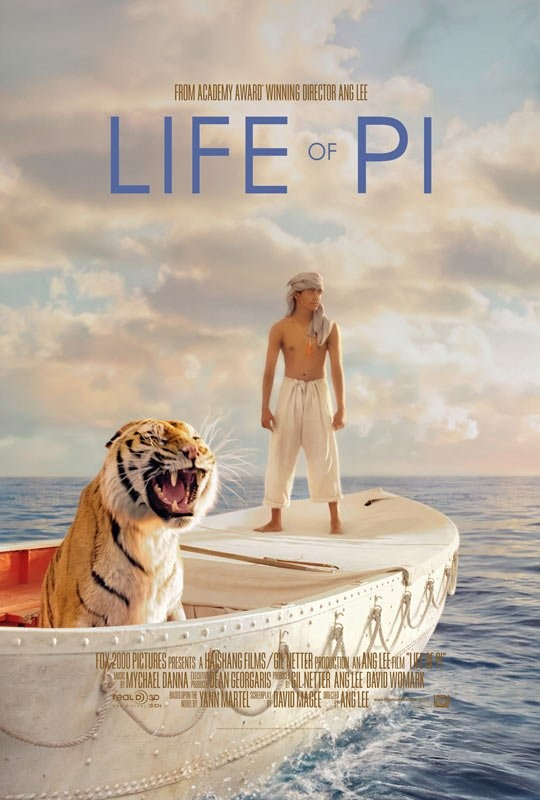 39 life of pi 39 stills for Life of pi cast
