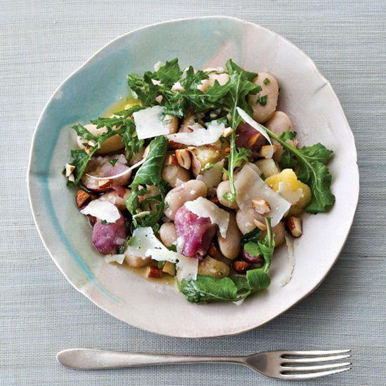 Kale Salad With Bagna Cauda Vinaigrette Recipes — Dishmaps