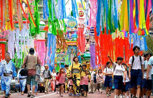 star festival of japan