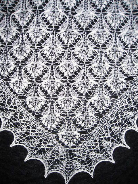 Estonian Jewel pattern by Beatrice Olsson