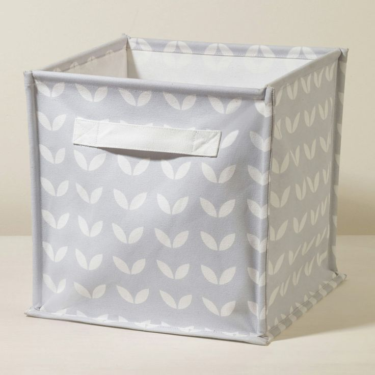 canvas storage cube | For the Kids | Pinterest
