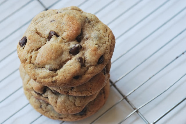 Whole Wheat Chocolate Chip Cookies | Just Desserts | Pinterest