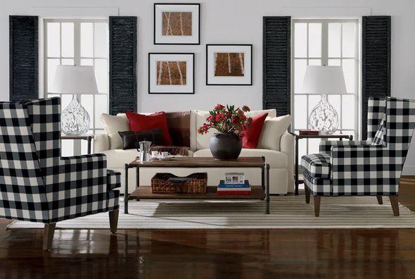 Ethan Allen Vintage Living Room Family Room Pinterest