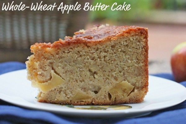 ... Apple Butter Cake http://www.kokolikes.com/whole-wheat-apple-butter
