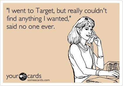 Target is a wonderland! #laylagrayce #quotes
