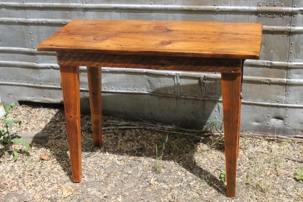 Barn Wood Dining Table DIY Pinterest