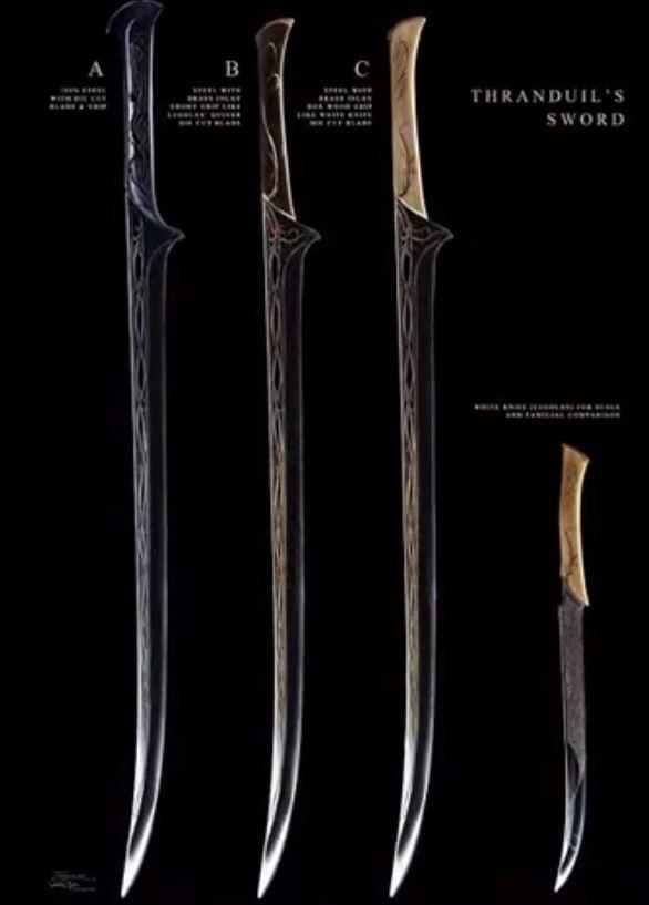 Elven Sword Hobbit - online