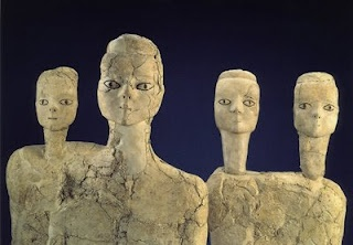 A Music Long Before Meaning: The Statues of Ain Ghazal