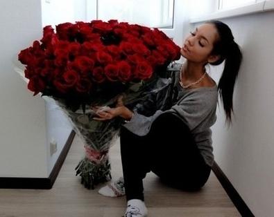 flower of valentine day