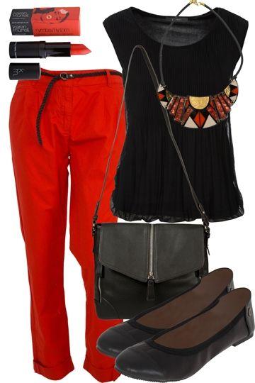 Pants On Fire Outfit includes Esprit Collection, Hopscotch, and Walnut - Birdsnest Australia