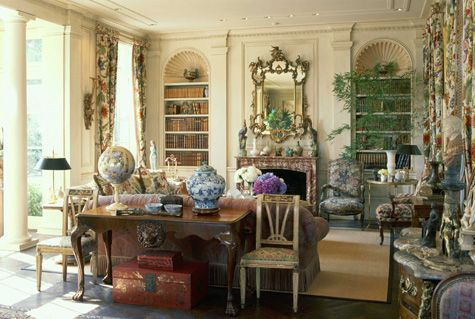 Southern Interiors With Interior Designs That Have Graced Leading