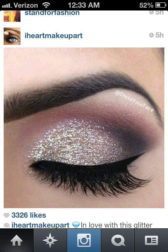 Prom makeup | Skin deep | Pinterest