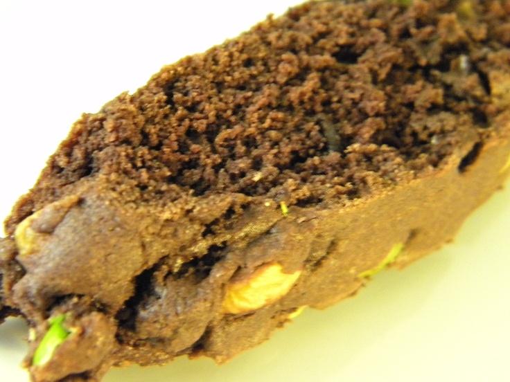 Chocolate & Pistachio Biscotti | Yummy... | Pinterest