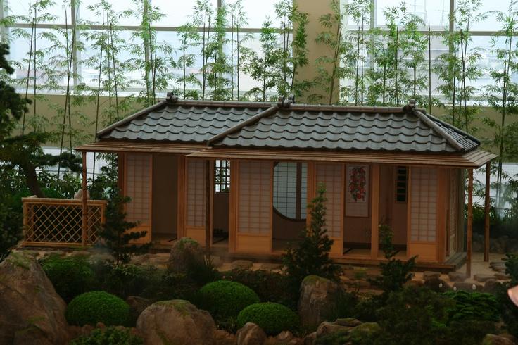 Japanese house dream home pinterest for Japanese dream house