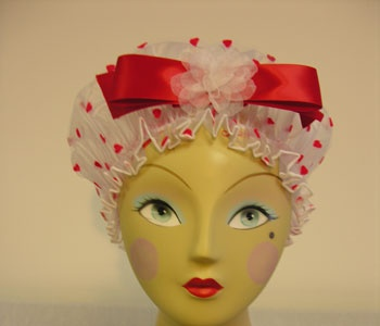Mimi A La Mode - for all your weird old-timey shower cap needs