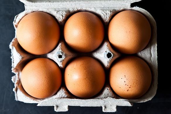 Daniel Patterson's Poached Scrambled Eggs or fluffiest, tastiest 40 ...