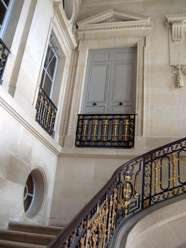 Inside the Petit Trianon