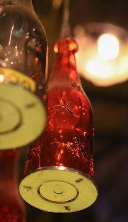 recycling flessen