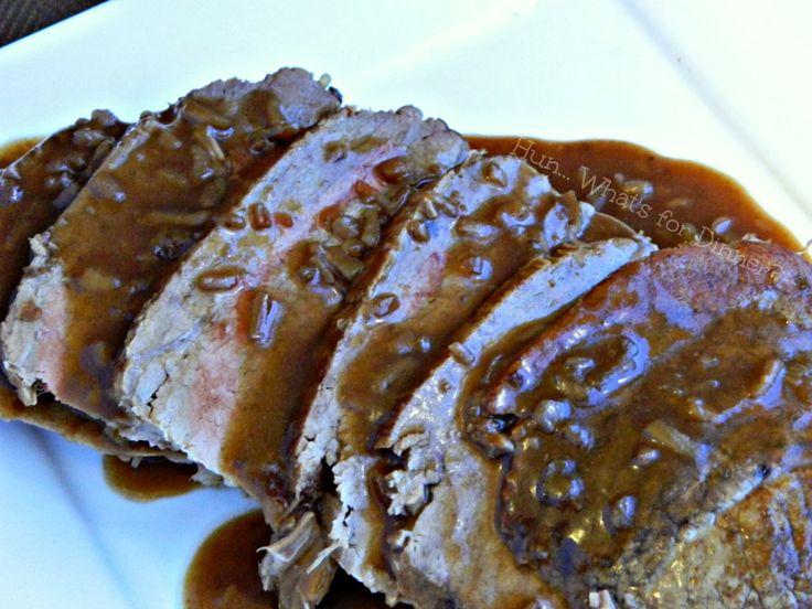 Crock Pot Roast Beef | Food & Drink | Pinterest