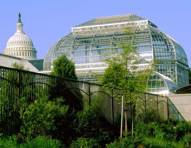 Botanic Gardens Washington Dc Roadtrip Pinterest