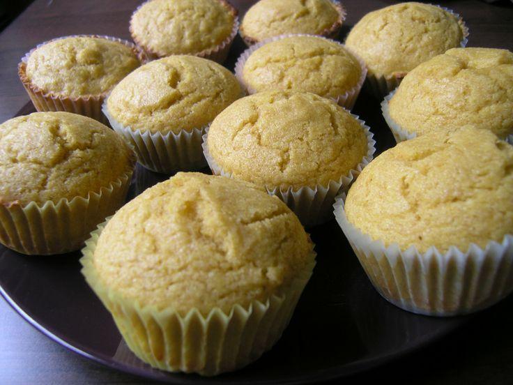 The best honey cornbread muffins. | Bread and Muffins | Pinterest