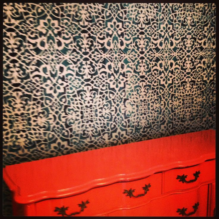 our moroccan wall stencils - photo #17