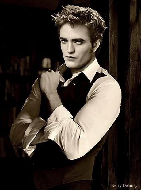 Robert Pattinson manip