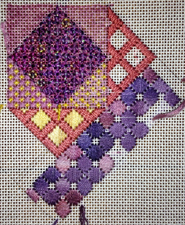 Pin By Danette Levickas On Needlepoint StitchesProjects