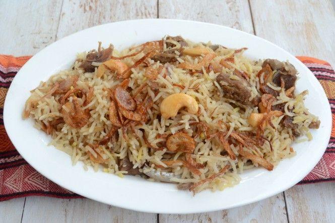 Yakhni Pulao | India Food | Pinterest
