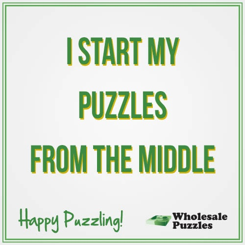 Funny Puzzle Saying Lol