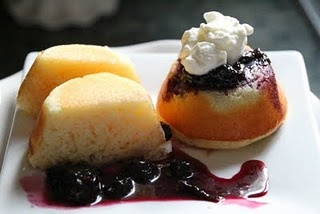 Buttermilk Pudding Cakes | Life Is Sweets | Pinterest