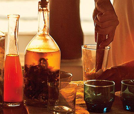 Jalapeño Tequila Gimlet | Recipe