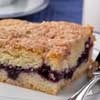 Neighborhood Blueberry Coffee Cake | mrfood.com
