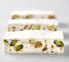 Torrone Pistachio nougat... yum!! | Food That Nurtures My Soul | Pint ...