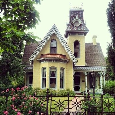 Built in 1877...simply charming.