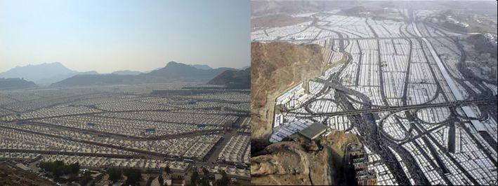 city Birth: 1977 Location: Mina, Saudi Arabia Architect: Devotees