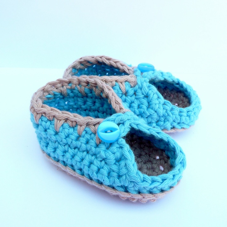 Crochet Baby Toe Sandals Free Pattern : BABY SANDALS Shoes Crochet PATTERN Open Toe Baby Sandals ...