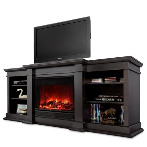 fireplace entertainment centers