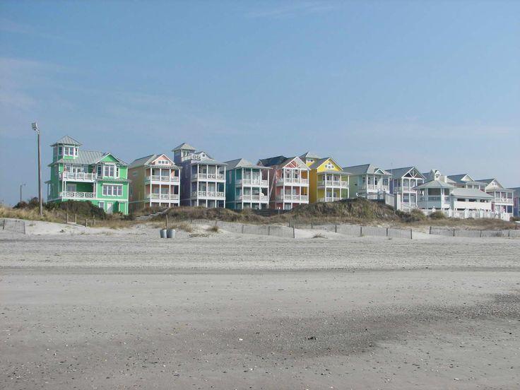 Beach Houses In Atlantic Beach Nc